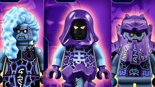 Кока Все Серии - Lego Nexo Knights - Игра и Мультики Лего Нексо Найтс - Видео для Детей