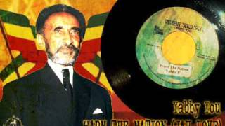 Yabby You_Warn The Nation (Jah Love) + Version