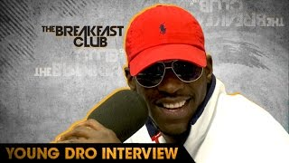 Young Dro On Going To Prison, Collaborating With T.I. and Is He Joseline Hernandez