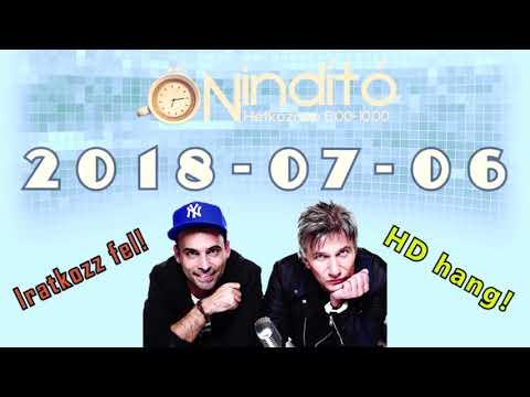Music FM Önindító HD hang 2018 07 06 Péntek