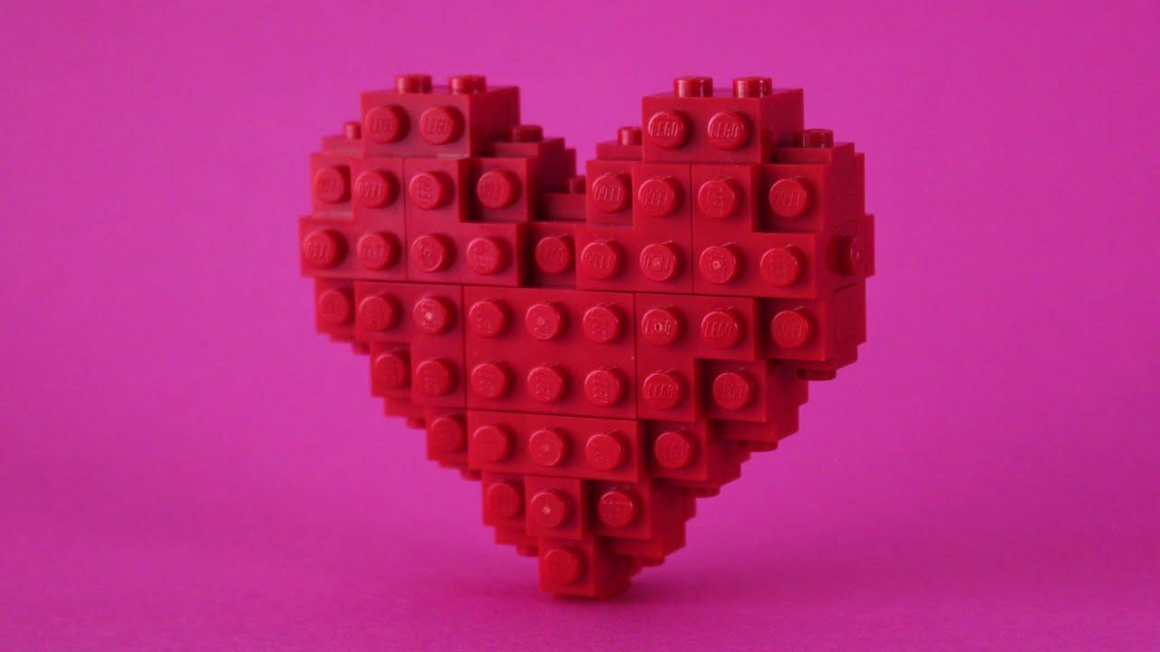 LEGO Heart (Instructions)