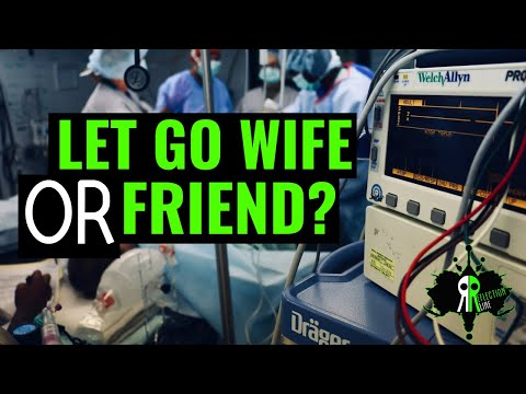 What Would You Do To Help Your Sick Wife?