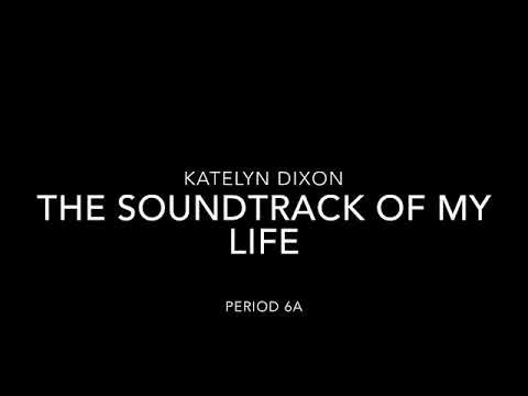 The Soundtrack of My Life Project