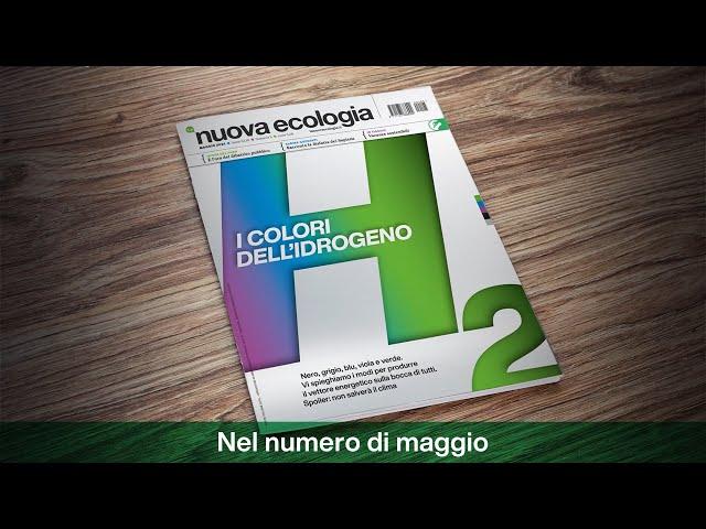 La Nuova Ecologia, il numero di maggio 2021