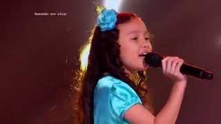 Naidelin cantó corazón contento de Palito Ortega – LVK Col – Audiciones a ciegas – Cap 9 – T2