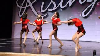 """Bad Apples"" by Nikko Lowe - Dance Moms - Season 2 -- Group Performance"