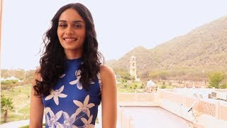 Introducing fbb Colors Femina Miss India 2017 Haryana Manushi Chhillar
