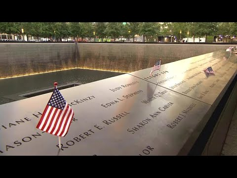 Moment of silence marks 16 years since 9/11