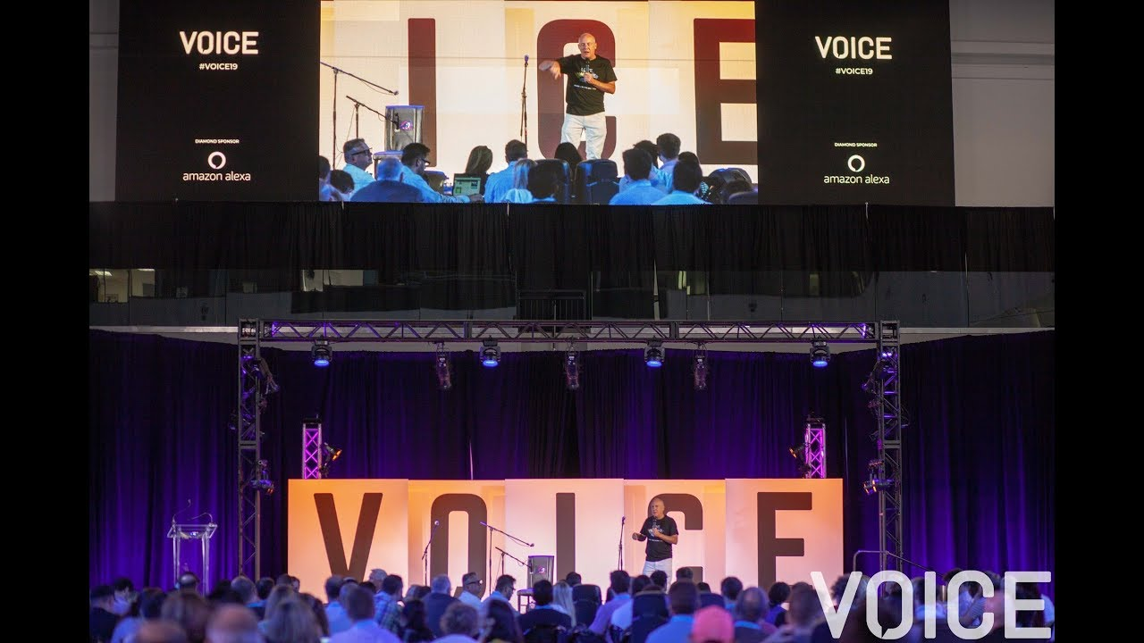 VOICE Summit Speakers