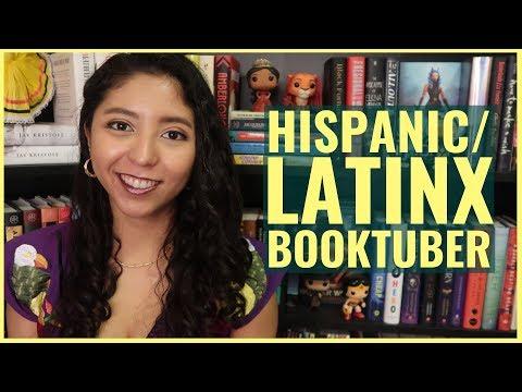 Hispanic/Latinx Booktuber Tag