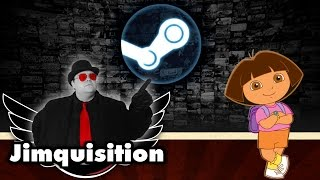 Talking Steam... Directly (The Jimquisition) thumbnail