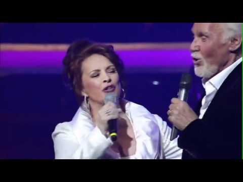 Kenny Rogers & Sheena Easton - We've Got Tonight LIVE