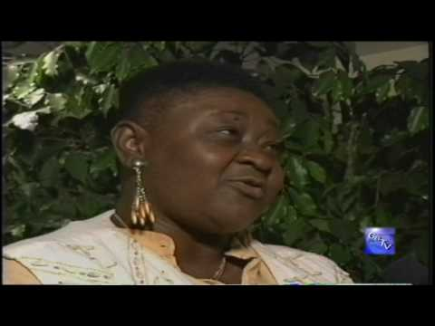 "G.B.T.V. CultureShare ARCHIVES 1994: CALYPSO ROSE ""Interview"" (HD)"