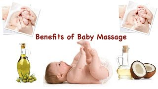 🤩Benefits of Baby Massage!!🤩Few Tips & Best oils for Baby Massage!!🤱🏻