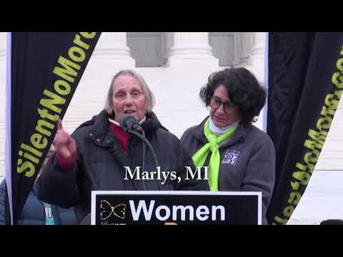 Marlys's 2020 March for Life Testimony
