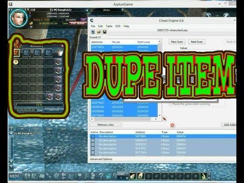 Cara Dupe Item Di Game Rohan Private Server Online