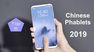 "Top 5 Best Chinese Phablets to Buy 2019 (6.5"" & over)"