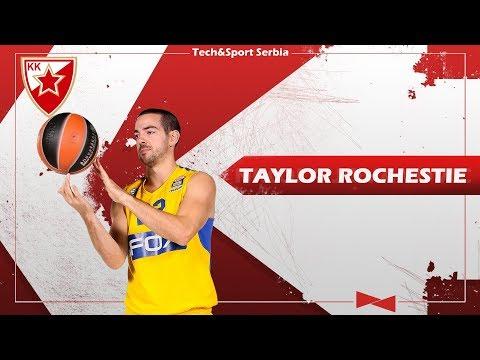 Taylor Rochestie - Analiza igre | KK Crvena zvezda 2017/18
