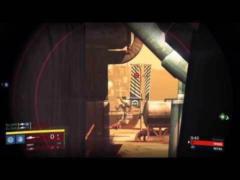 Destiny PvP Sniper Spawn kill end of game