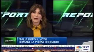 CLASS CNBC - 145^ Indagine Congiunturale Federmeccanica: Intervista al Presidente Alberto Dal Poz