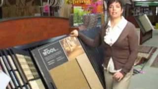 Carpets, Laminate Flooring, Hardwoods - different types of flooring
