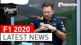 LATEST F1 NEWS: Honda's Bombshell, Verstappen's contract, Ricciardo's podium dreams