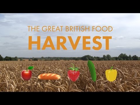 Why Farming Matters Teaching Series: The Great British Food Harvest