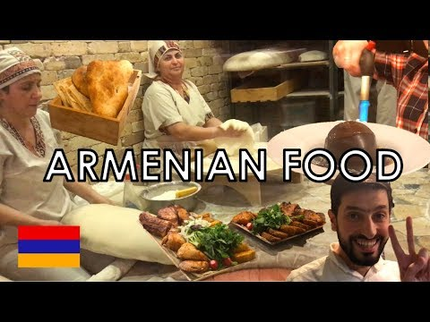 Sherep Restaurant! Armenian Food