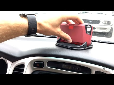 ★★★★★ Best Smartphone Car Holder I've Used: Loncaster Car Phone Holder Review - Amazon Review