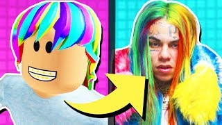 6IX9INE PLAYS ROBLOX