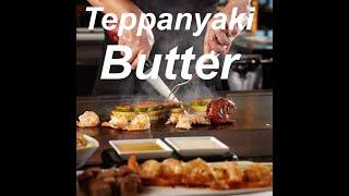 Making Japanese Garlic Butter (Benihana butter recipe)