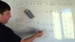 Алгебра 8 класс. 29 октября. квадратный корень #10
