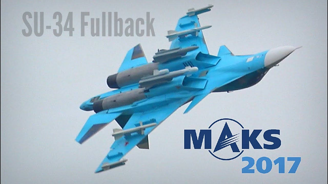 Episode 38. SU-34 The chronicle of the waltzing bomber