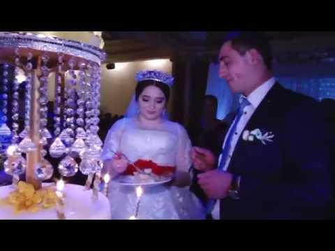 красивый выход невесты видео