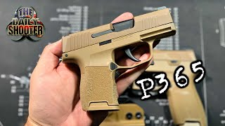 Sig P365 NRA Edition Review & Comparison Glock 26, 48 & Shield