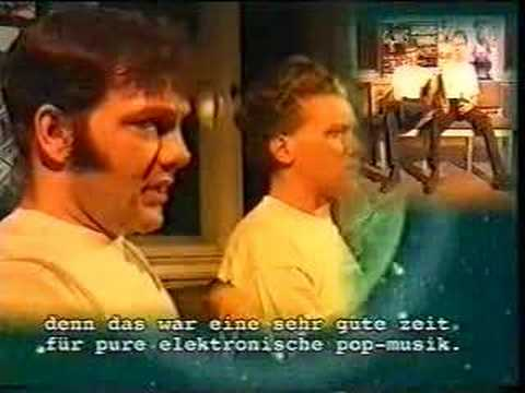 Komputer - German TV Interview 1998