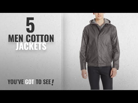 Kenneth Cole Cotton Jackets [ Winter 2018 ]   New & Popular 2018