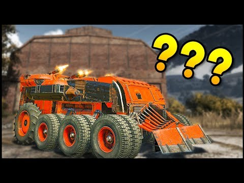 Crossout - HIT THEM RIGHT WHERE IT HURTS! - Crossout Gameplay