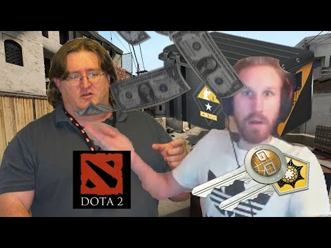 How Valve Treats CS:GO