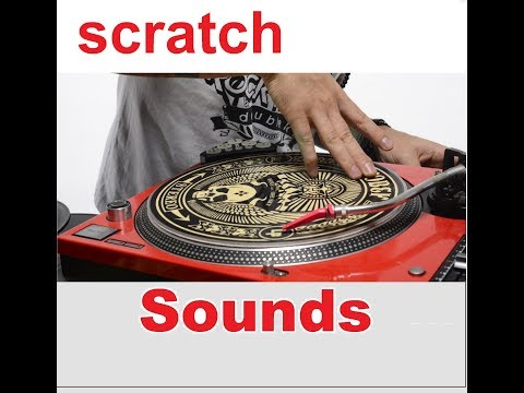 Scratch Sound Effects All Sounds