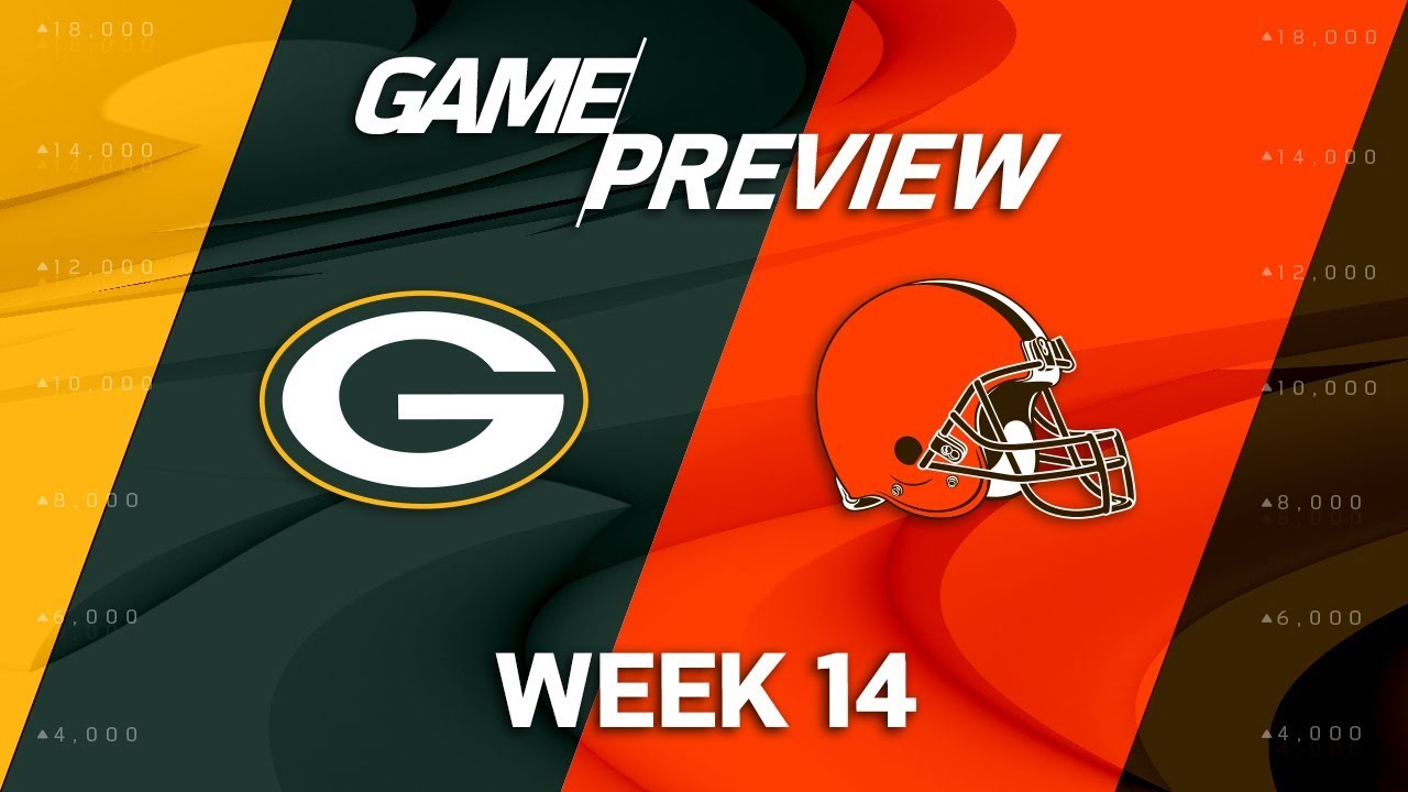 Green Bay Packers vs. Cleveland Browns | NFL Week 14 Game ...