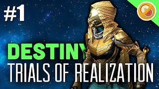 Destiny Trials of Realization - The Dream Team (Flawless Attempt) [#1]