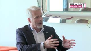 David Thomson, Chief Operating Officer, JA Resorts  & Hotels, Dubai  - Pt2