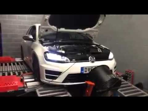 Hybrid turbo setup - Golf 7R APR Tuned