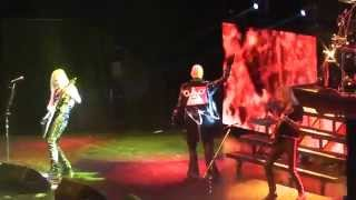 Judas Priest- Devils child Live Pittsburgh! 2014 1080p HD