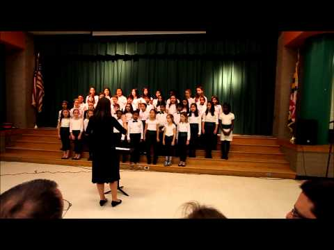 Ashley Cheung - Hollifield Station Elementary School - Winter Concert 2 of 3