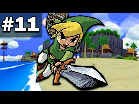 Zelda: Wind Waker Randomizer - Part 11 (Our Private Oasis)