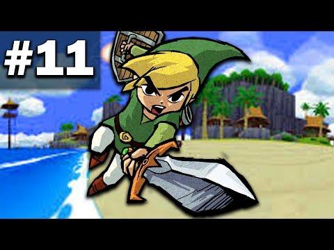 Zelda: Wind Waker Randomizer  Part 11 Our Private Oasis