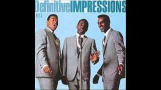 The Impressions with Jerry Butler - Young Lover