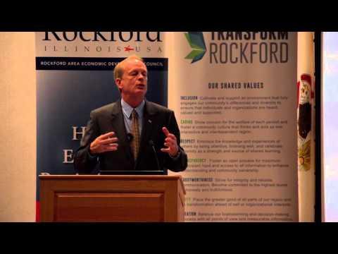 Transform Rockford Agri Business & Food Supply - Lee Strom